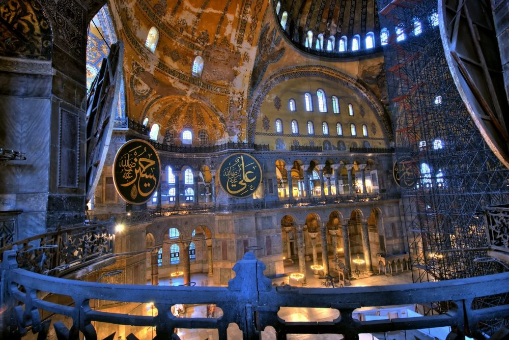 Photo in Architecture #ypa2013 #turkey #istanbul #constantinipolis #st. sophia #temple #ancient #byzantia