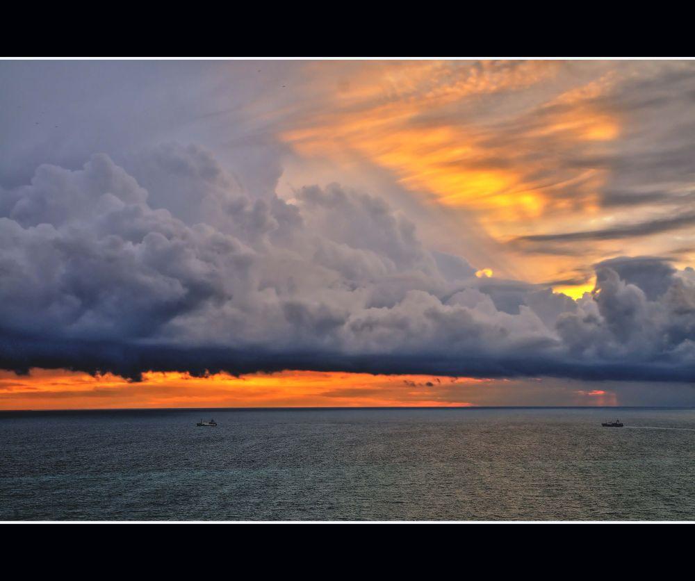 Photo in Landscape #ypa2013 #sunset #landscape #sea #the crimea