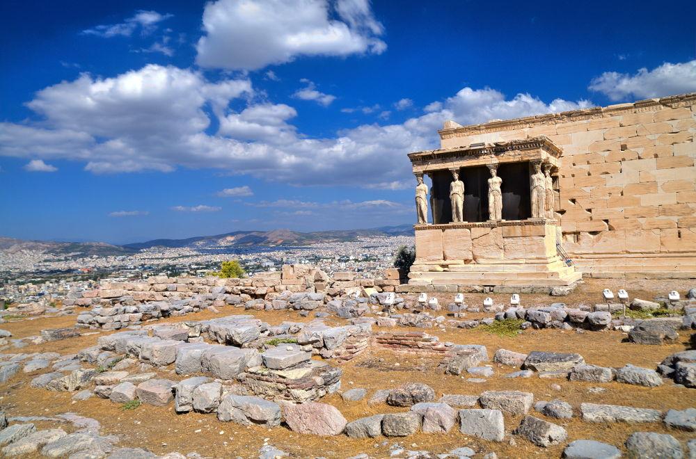 Photo in Architecture #ypa2013 #greece #athens #acropolis #parhenon