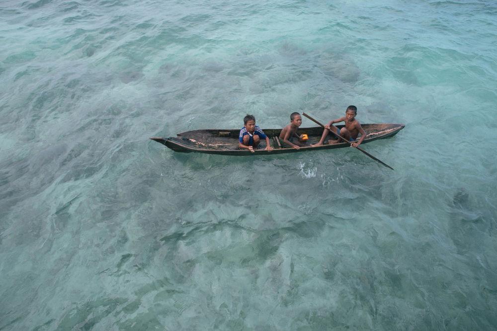 Bajau Laut by muizyahaya