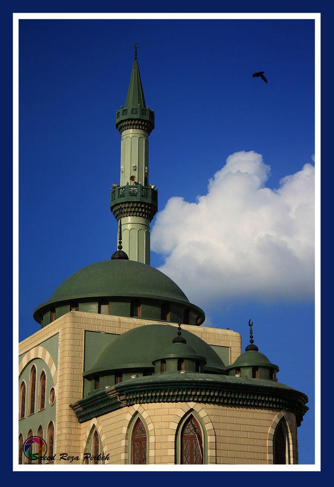 Mosque  by Saeed Reza Pirkeh