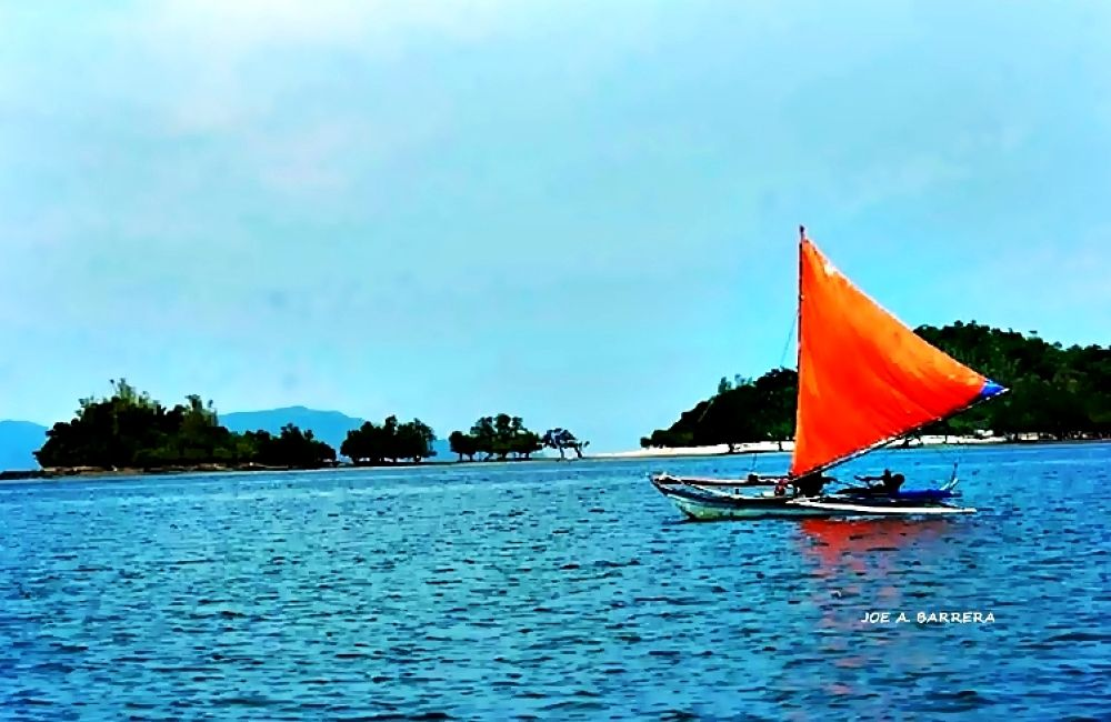 Ajuy seascape by panggajoe