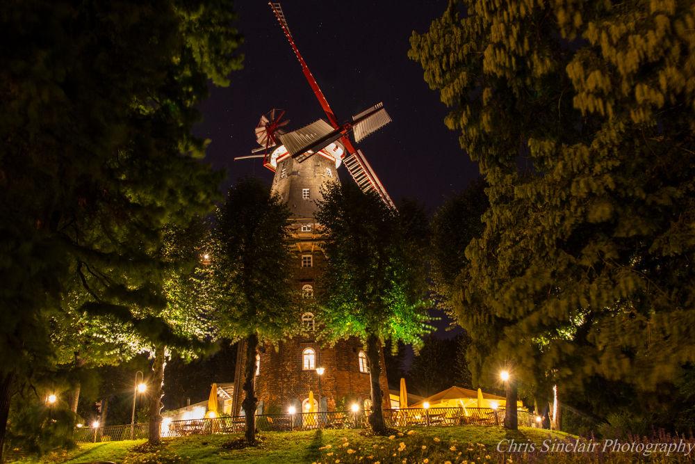 Fairytale Dream Mill by Chris Sinclair