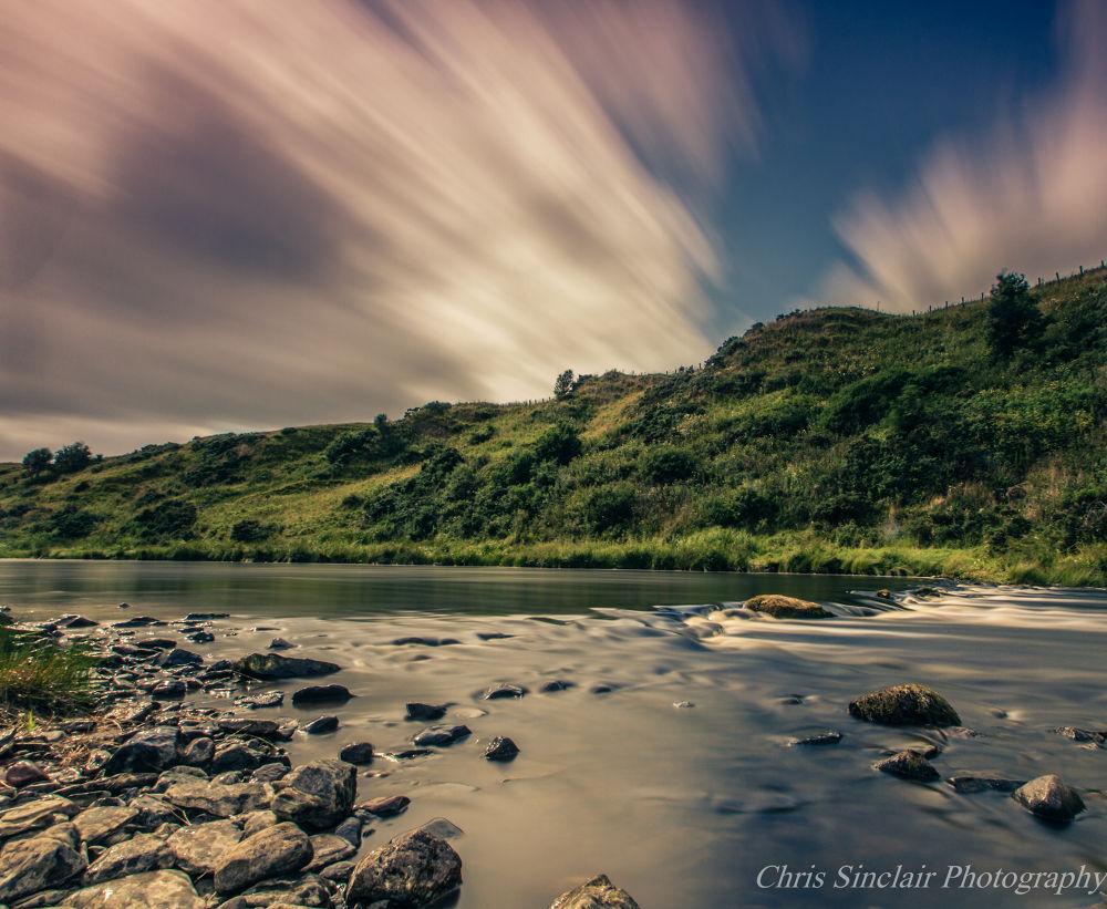 Thurso River by Chris Sinclair