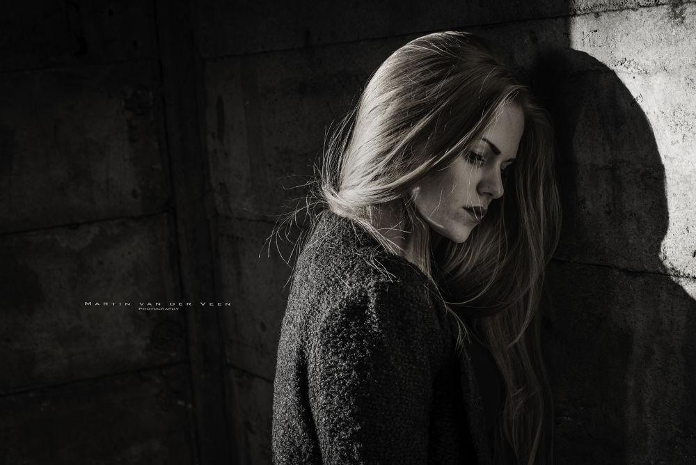 Shannon... by Martin (Tim) van der Veen