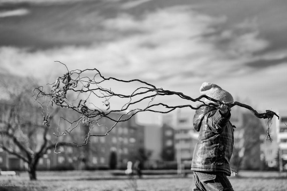 gulliver's travels ;) by MariuszMarczak