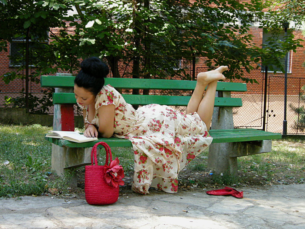 Barefoot in the Park by Dragana Pavlovic