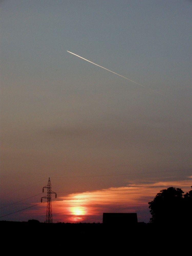 Sunset by Dragana Pavlovic
