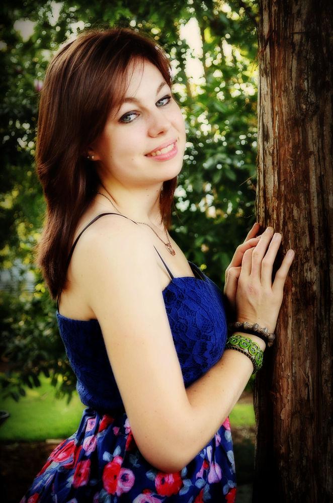 Portrait by Deanna Davis
