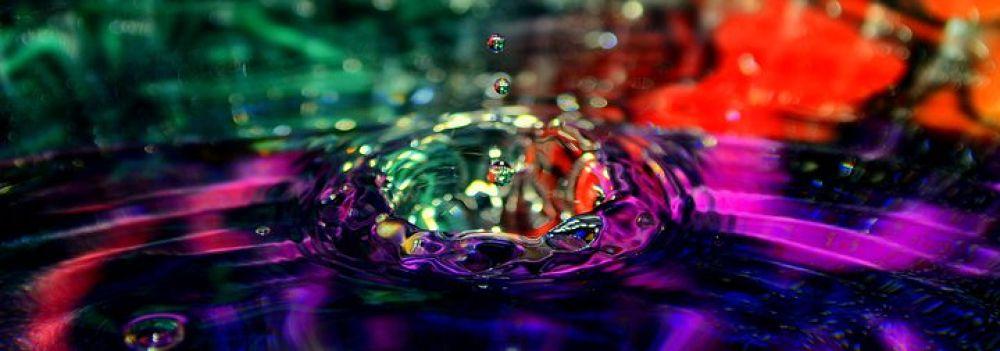 waterdrop by Deanna Davis