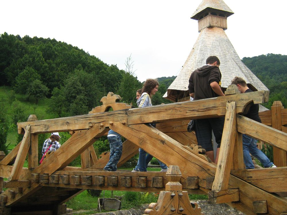 The bridge  by Gratiela
