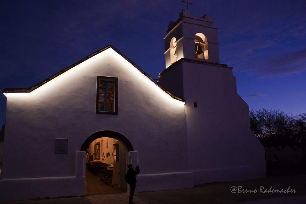 Iglesia de San Pedro de Atacama by Bruno Rademacher Photography