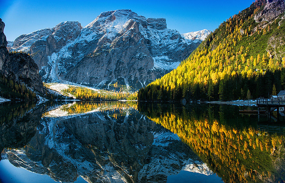 Lago di Braies by oland.ru