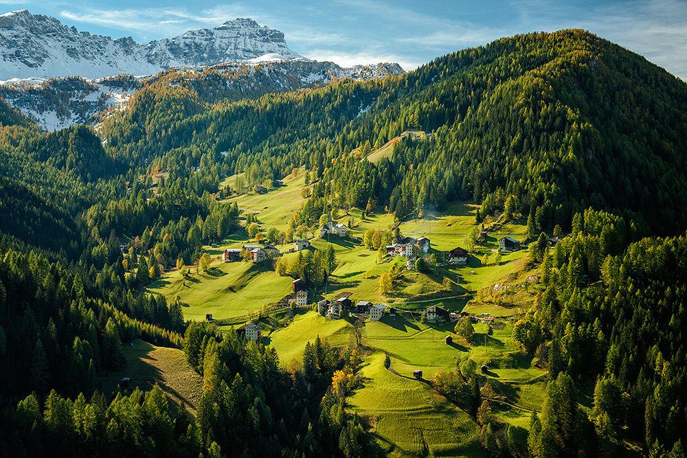 Photo in Landscape #alps
