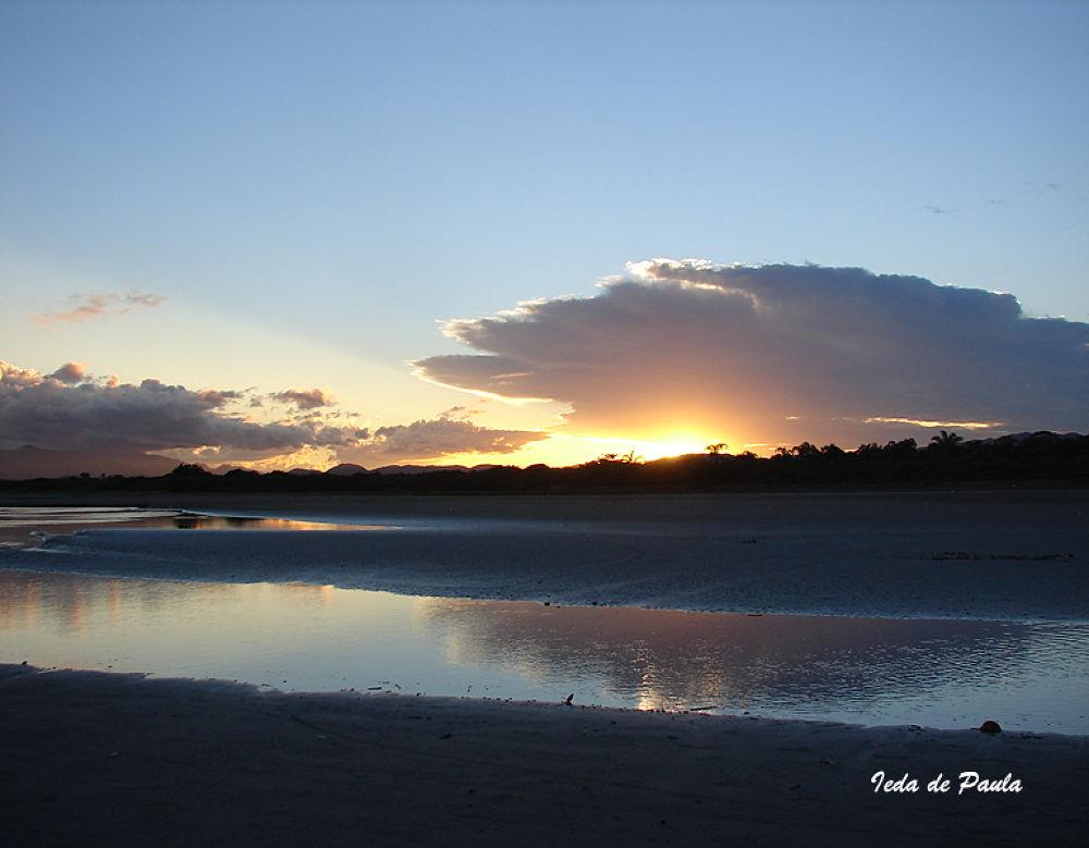 Sea and River by iedadepaula5