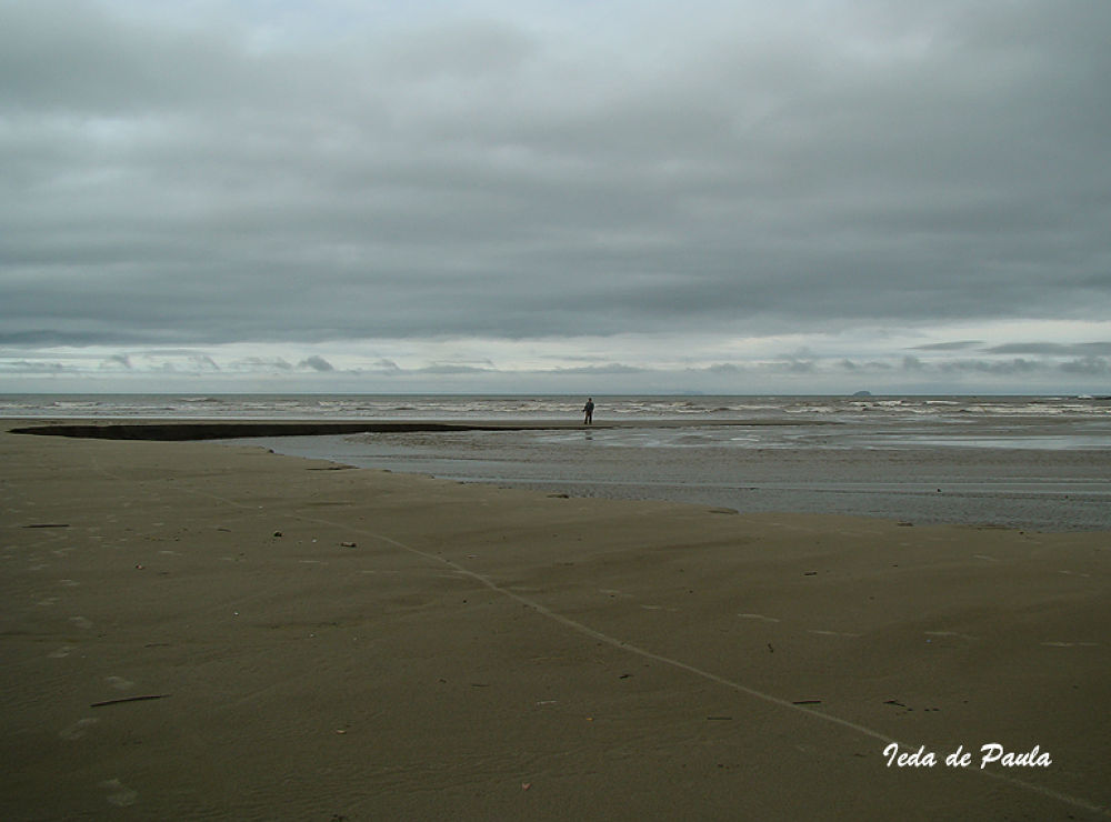 Sea and Sand by iedadepaula5