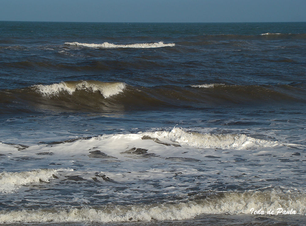 Photo in Sea and Sand #waves
