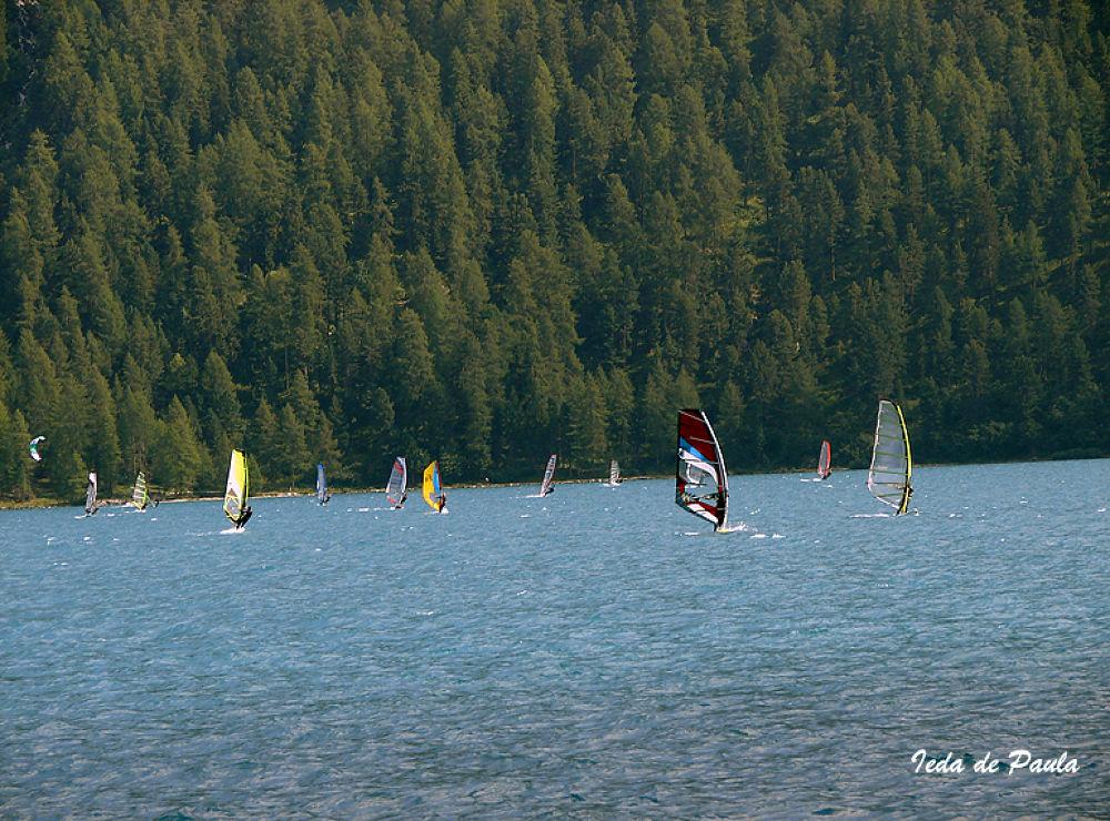 lake and sport by iedadepaula5
