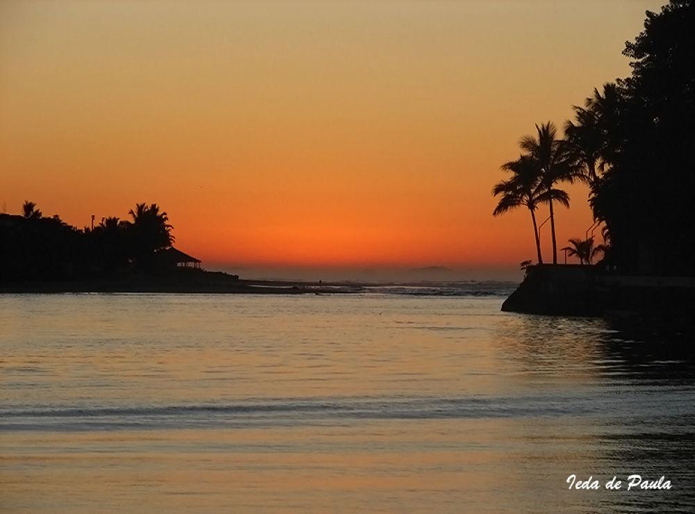 sunrise and sea by iedadepaula5