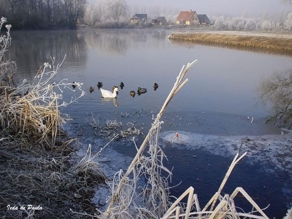 lake&ice... by iedadepaula5