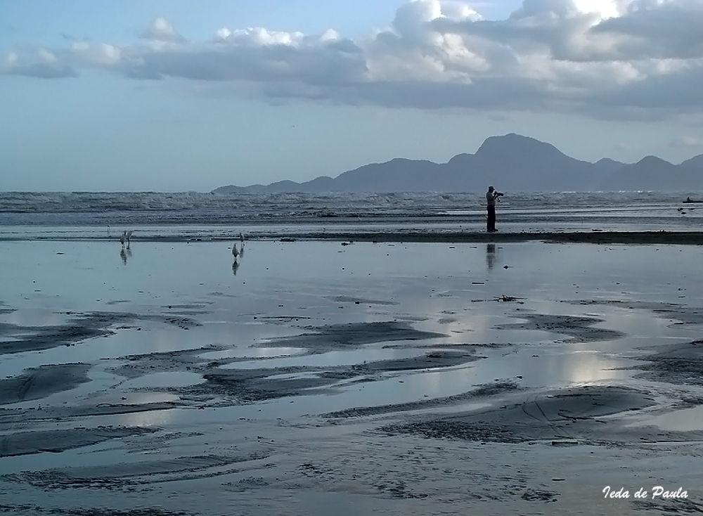 sea, river and moutain by iedadepaula5
