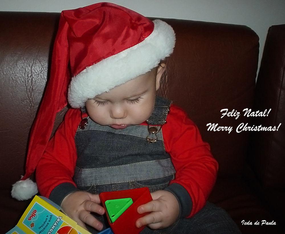 Merry Christmas by iedadepaula5