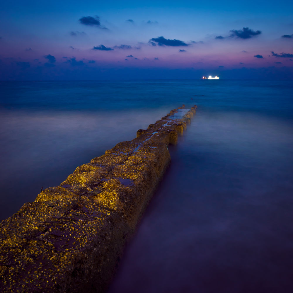 Old Pier by uriwise