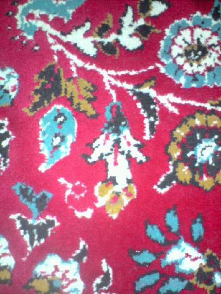 a Prophet in the carpet by neresh