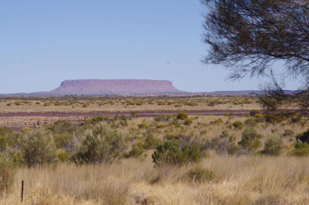 Photo in Landscape #northern territory #landscape #mt cooper #red centre