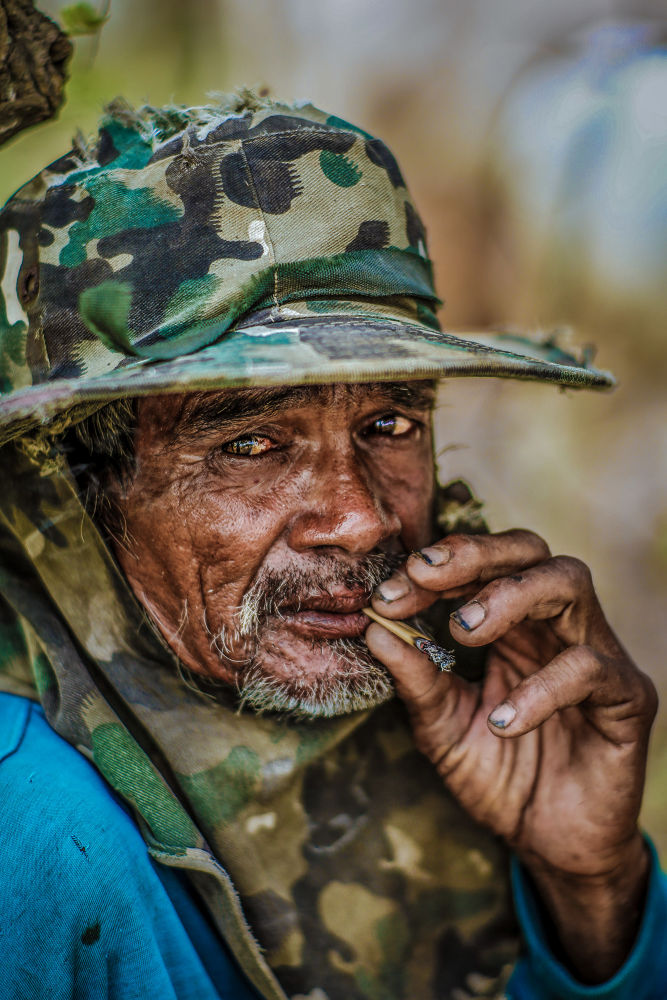 Oldman by singha103