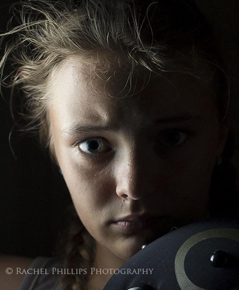 Photo in Portrait #fear #child #childhood #dark #artistic #nightmare