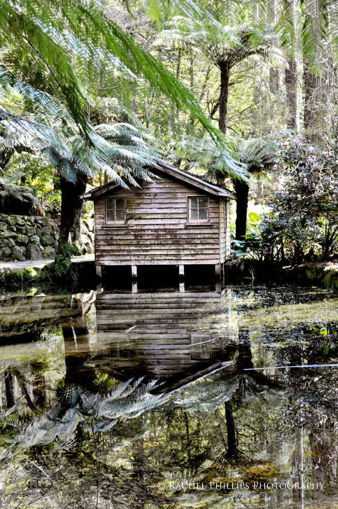 Boat House by rachelphillips100