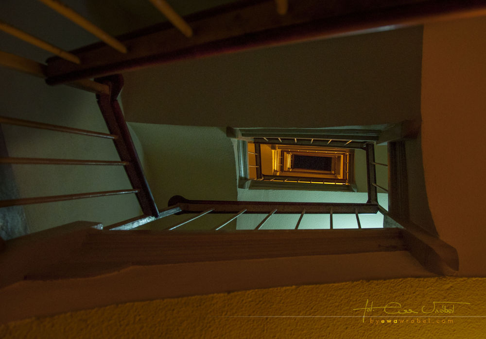 Stairs  by byewawrobel