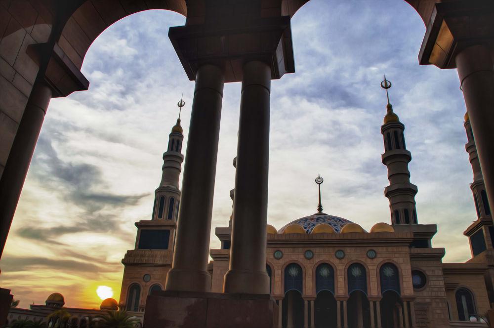 Islamic center Samarinda by nurdinrivai