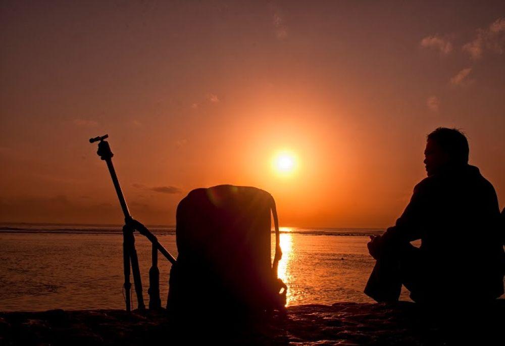 Sunrise has come by nurdinrivai