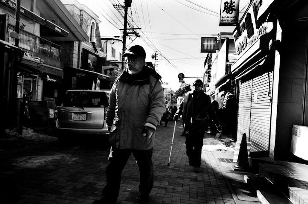 輕井澤 Karuizawa (On the road) by LinKuanHsien