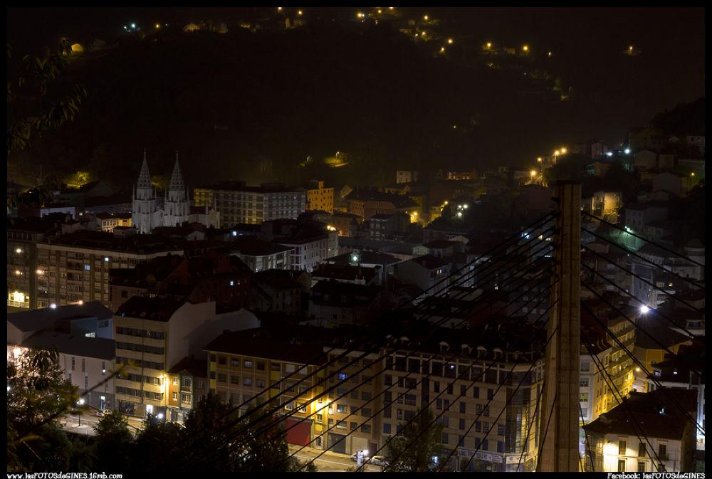 Photo in Cityscape #sama #langreo #asturias #lasfotosdegines #ciudad