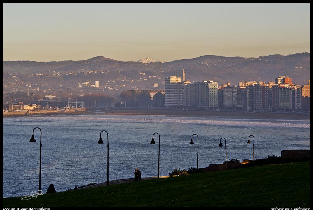 Gijón by lasFOTOSdeGINES