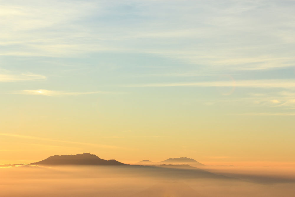 Photo in Landscape #gold #indonesia #east #java #bromo #mountain #beautiful #view #canon #60d