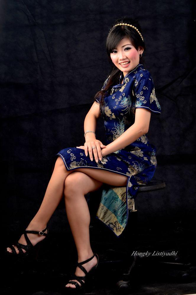 Photo in Random #lady #exotic chinese ladies
