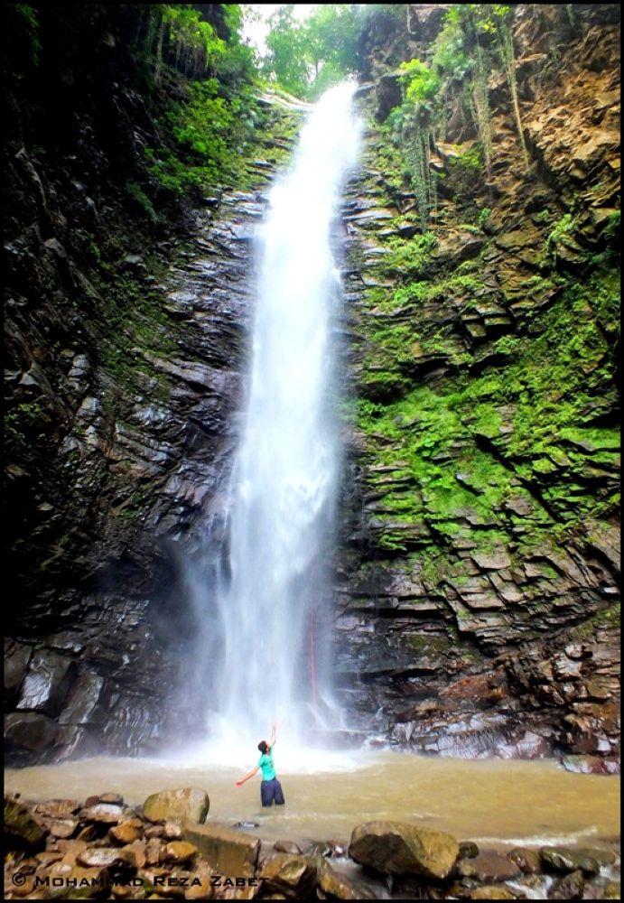 falls Gazoo by Mohammad Reza Zabet