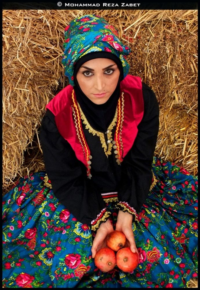 Pomegranate Festival Ashraf _ Behshar by Mohammad Reza Zabet