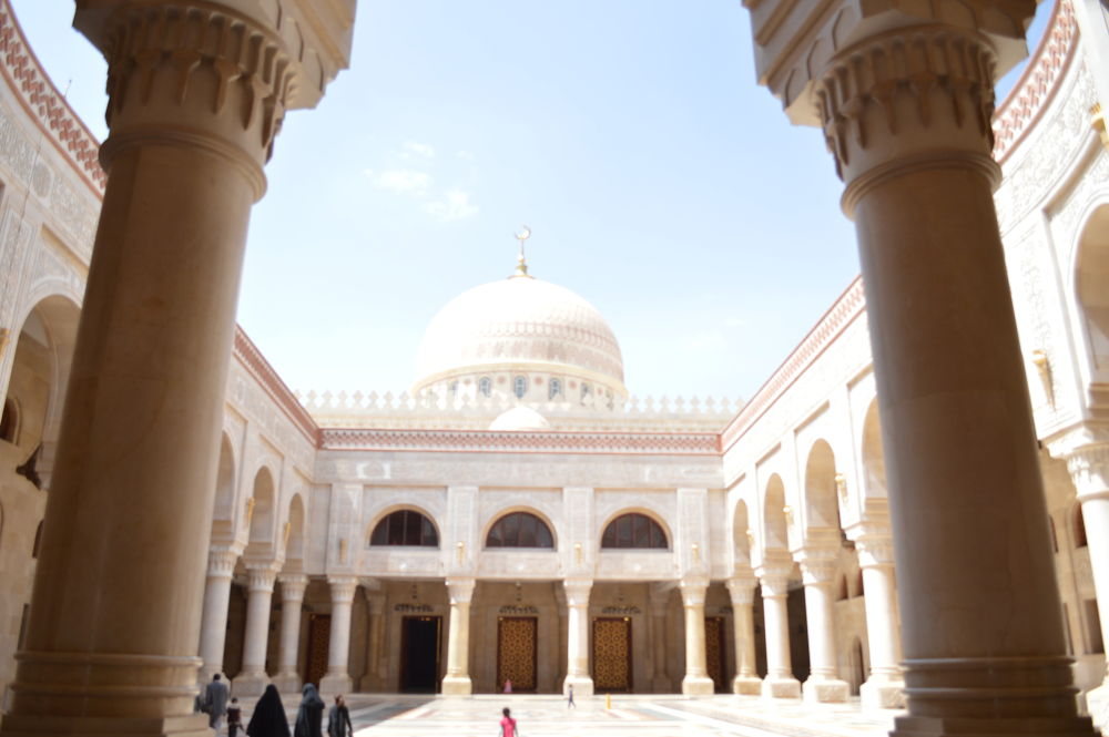 Alsalah Mosque by IbroYahya