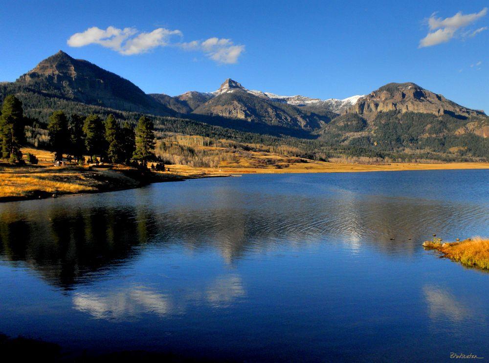 Williams Lake by tatiacha