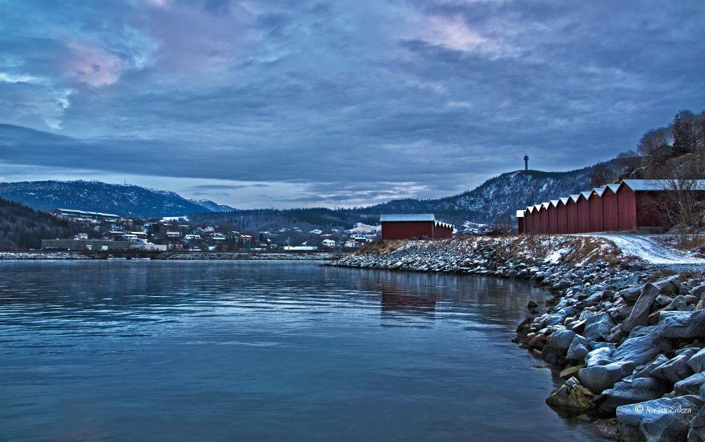 Halsøy, Mosjøen - HDR by Morten Eriksen
