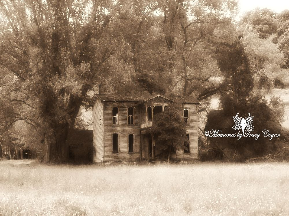 Old farm house by cogarslionheads