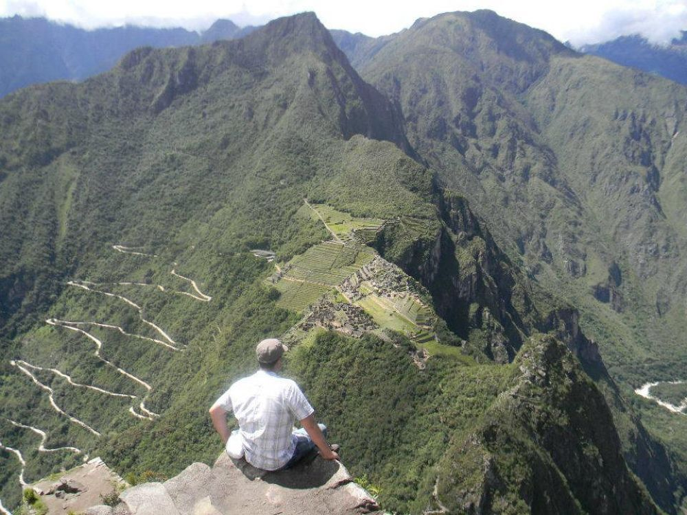Huayna Picchu by MaGuilaA