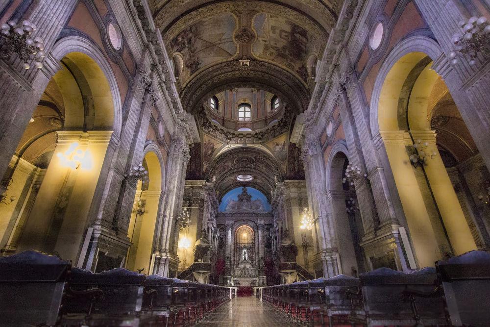 Igreja da Candelária by Edu Yousef Haddad Ribeiro