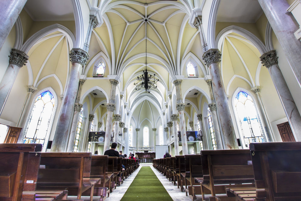 Catedral Presbiteriana by Edu Yousef Haddad Ribeiro