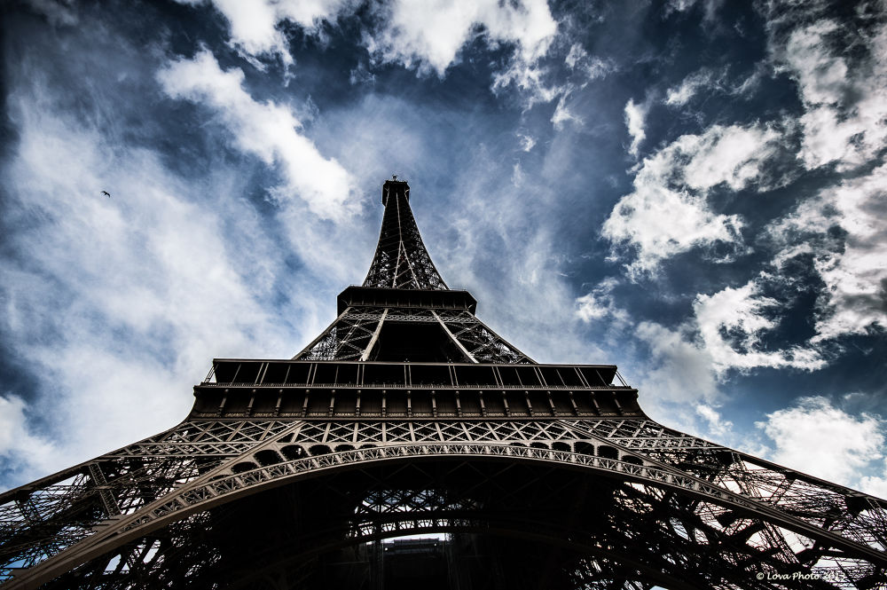 Paris by Lova Photo